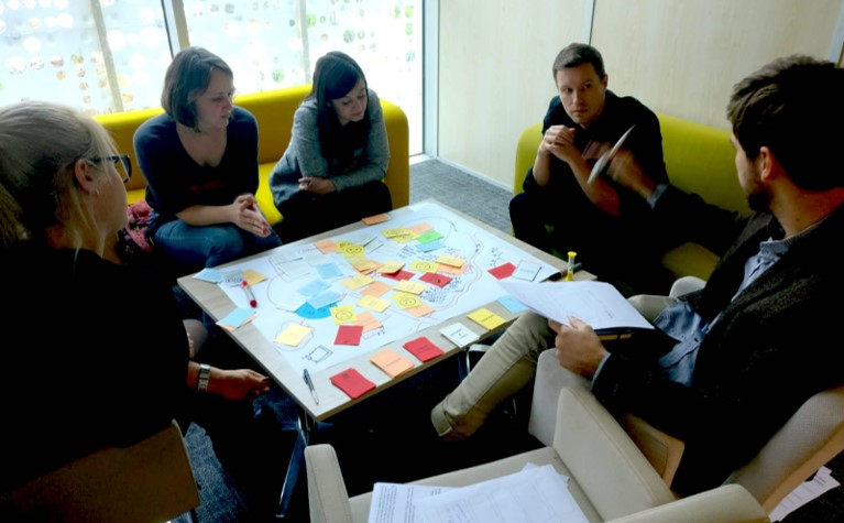 Co-creation Game