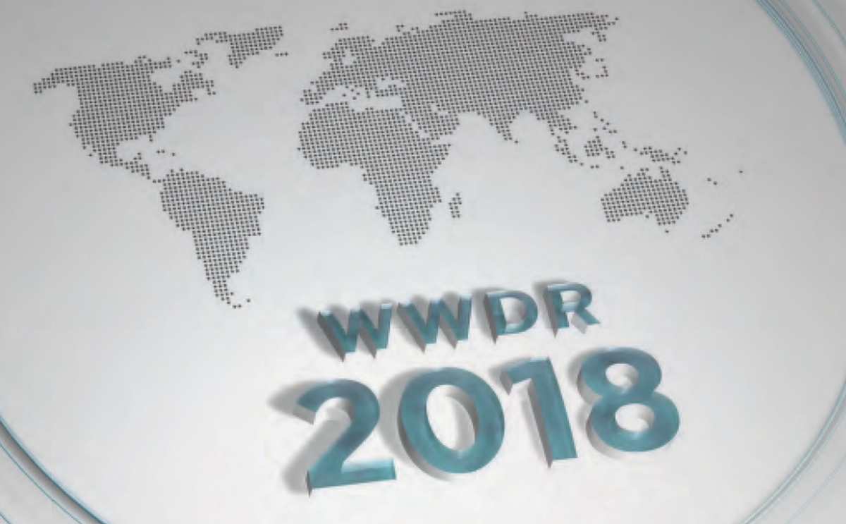 The UN World Water Development Report 2018